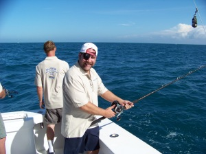 Out on the Floridian Photo by Capt Dan McMullen if I remember correctly?