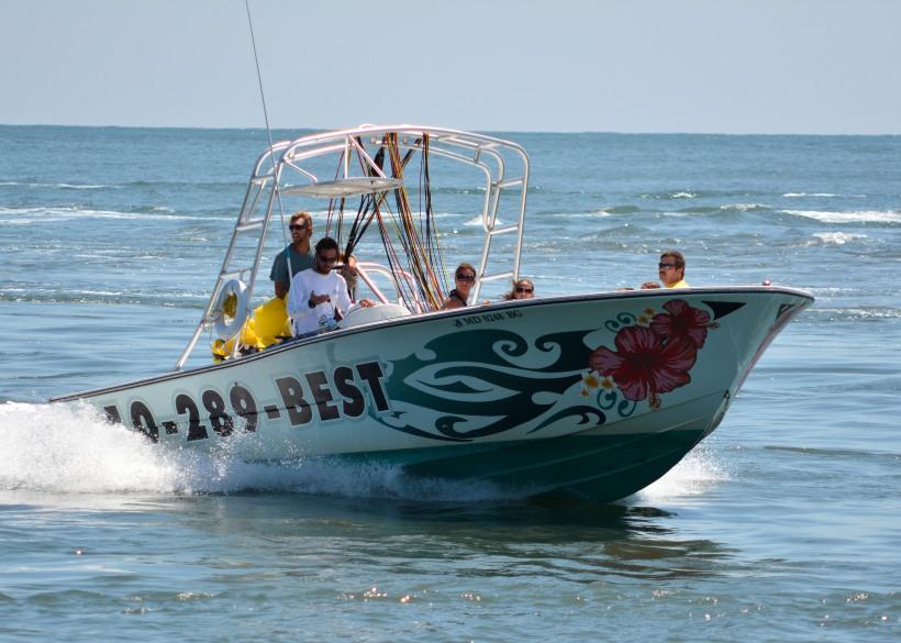 Sail (para) boat Photo by Mike Hartley