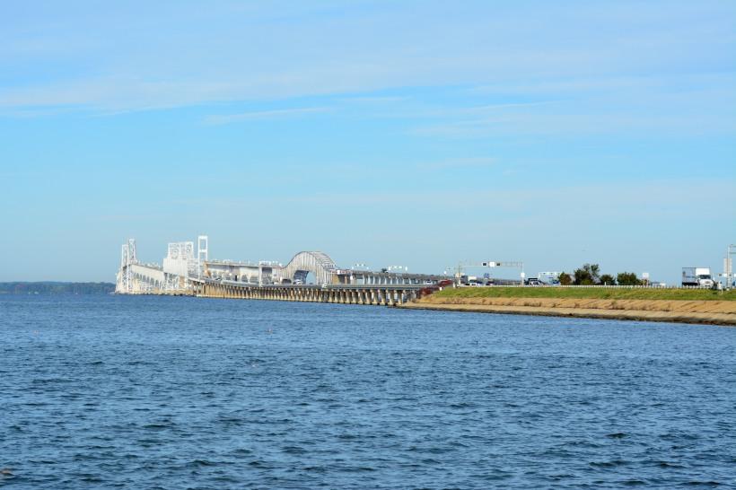 Chesapeake Bay Bridge Photo by Mike Hartley