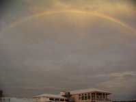 More Rainbow over Fager's Island Photo by Mike Hartley