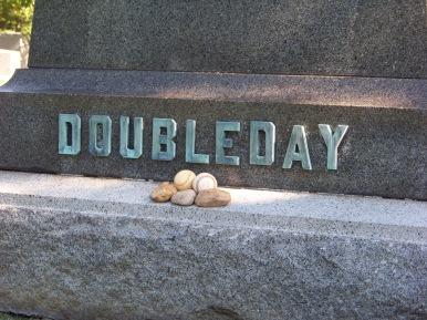 Abner Doubleday grave