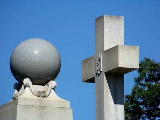 Unique headstones