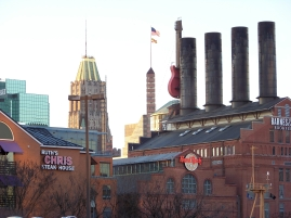 PowerPlant/Skyline Photo by Mike Hartley