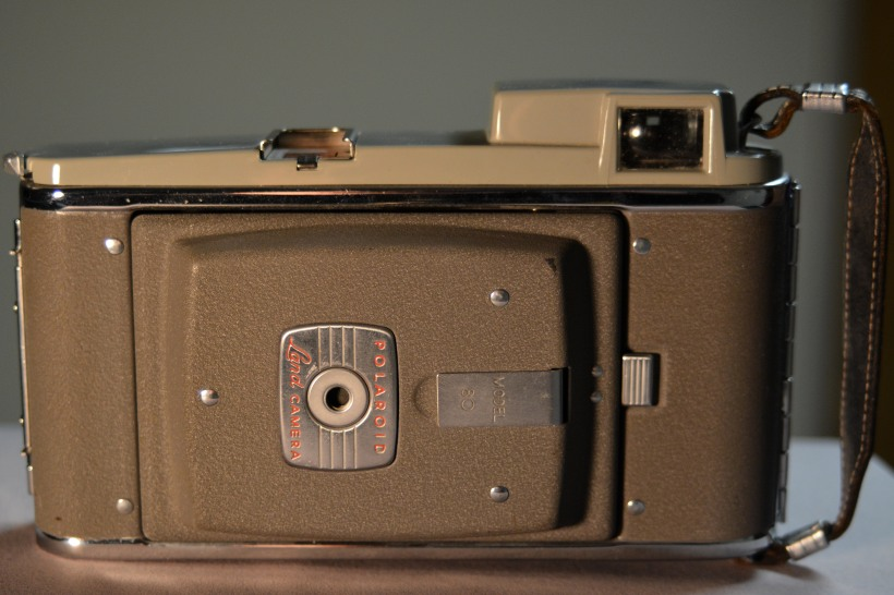 Polaroid Land Camera Photo by Mike Hartley