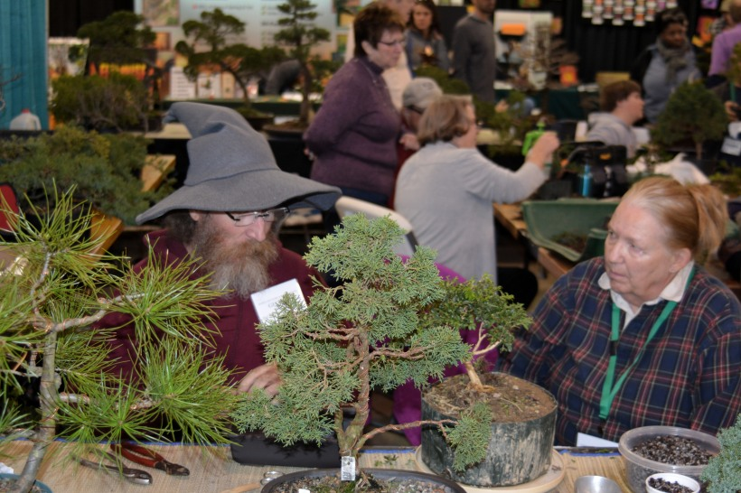 Maryland Home and Garden show. Photo by Mike Hartley
