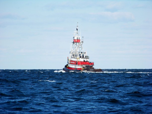 Tug out of Baltimore Photo by Mike Hartley