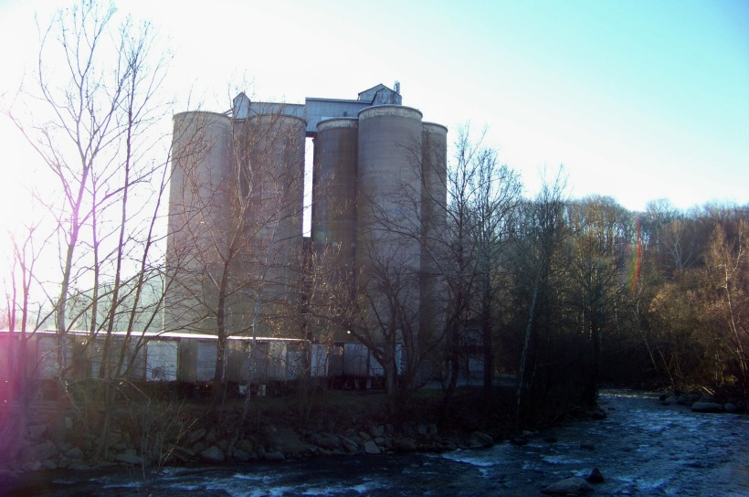 The Mill. Photo by Mike Hartley