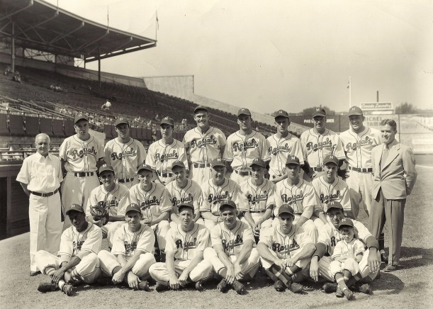 Montreal Baseball Club International League 1948.