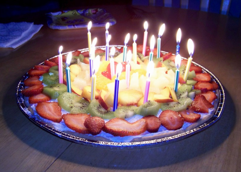 Fruit Cake Photo by Mike Hartley