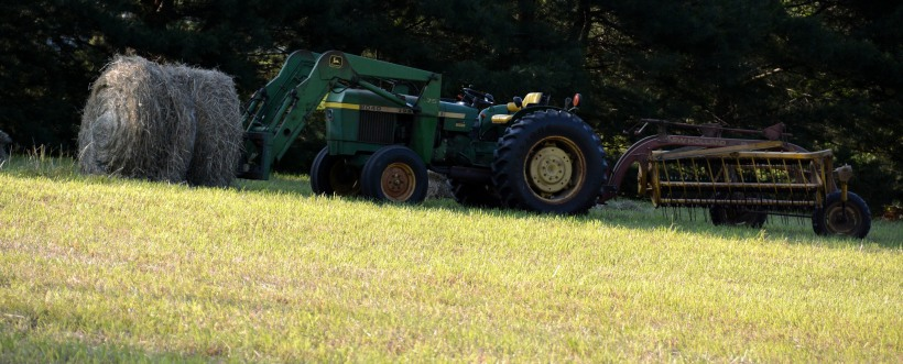 Farming isn't the only industry heading uphill. Photo by Mike Hartley