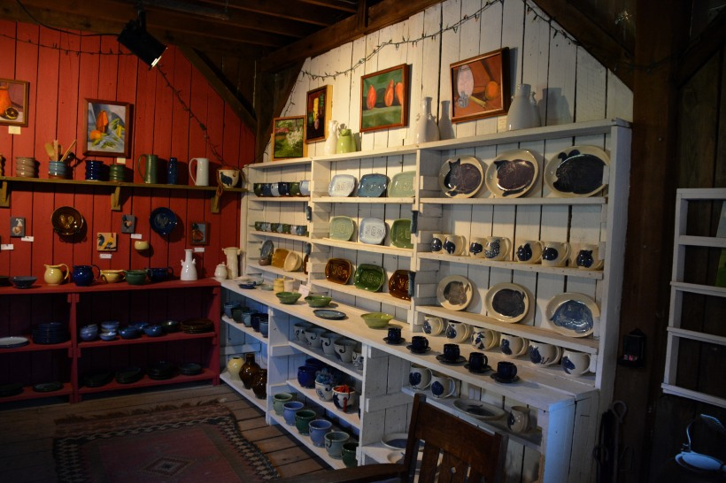 Greenbridge Pottery Photo by Mike Hartley