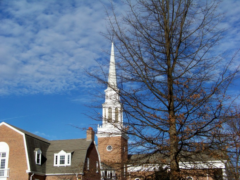 Catonsville Presbyterian Church Photo by Mike Hartley