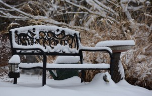 Have a seat. Photo by Mike Hartley
